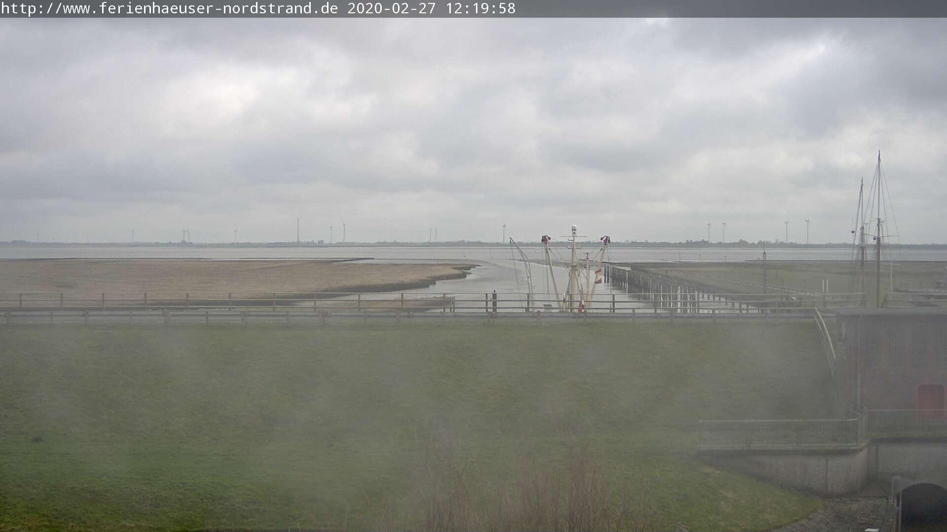 Webcam Nordstrand Süderhafen